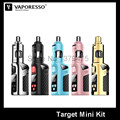 100% Original Vaporesso Objetivo Mini Kit con 40 W Objetivo Mini Mod y 2.0 ml Tanque Cigarrillo Electrónico Tutor 1 Unids/Lot