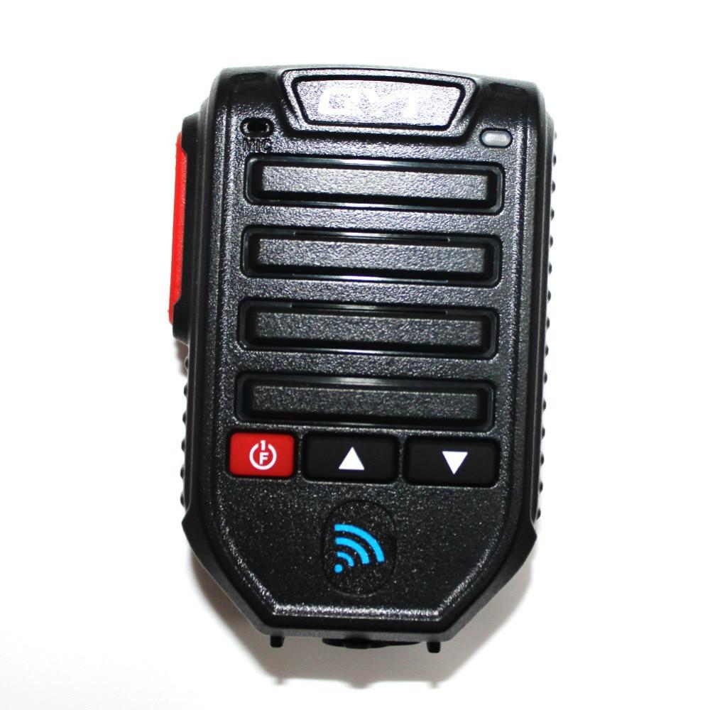 Wireless Bluetooth Microphone BT-89 BT89 10meters For QYT KT-7900D KT-89000D KT-780 Plus KT-980 Plus KT-5800 Car Mobile Radio