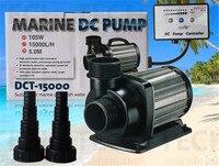 Jebao/Jecod DCT 15000 105 Вт серии переменный поток DC аквариум насоса морской пресной воды управляемой водяной насос