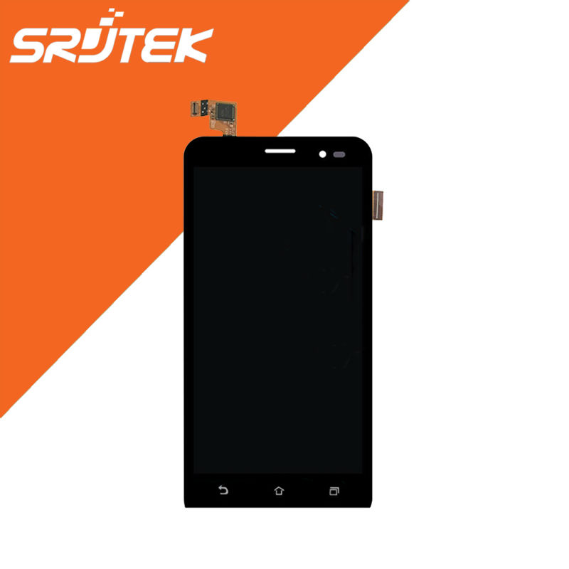 5.0 Black For ASUS Zenfone Go ZB552KL LCD Display Panel with Touch Screen Digitizer Sensor Full Assembly 1280*720
