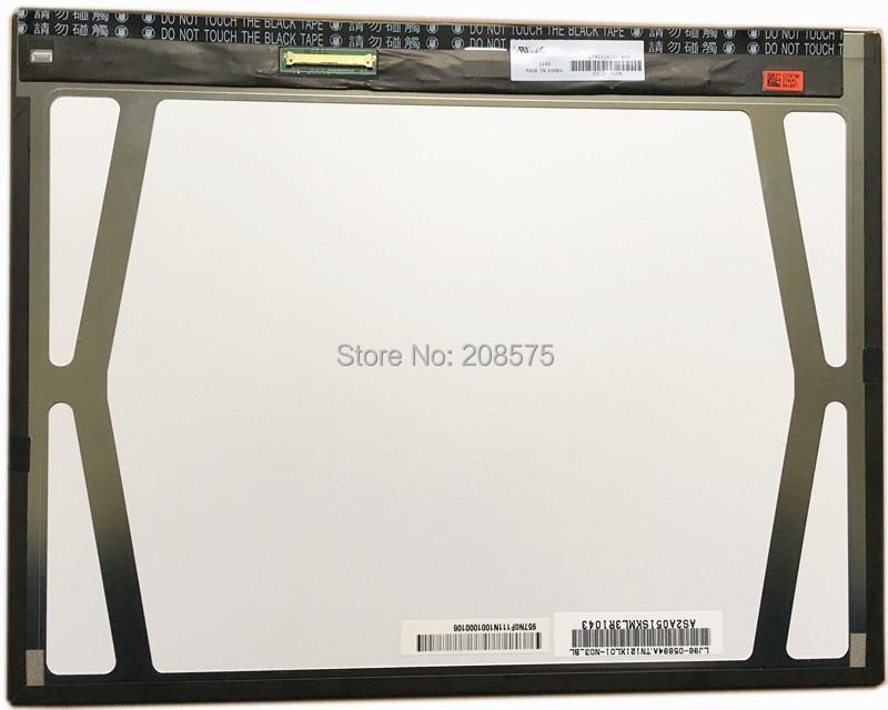 Free Shipping LTN121XL01-N03 LTN121XL01 N03 12.1 inch Laptop Lcd Screen 1024*768