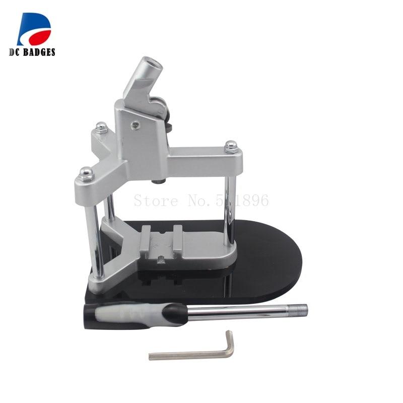 Aluminium Badge press making machine button maker machine body 56mm metal badge press machine button maker