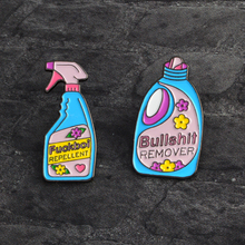 2pcs/set Funny Remover and Repellent Pins