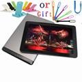 Ips android 4.1 tablet 1 gb + 8 gb 10 pulgadas joyplus qh quad core Cámara dual Pantalla Capacitiva 7000 mAh Wifi tablet pc con un regalo