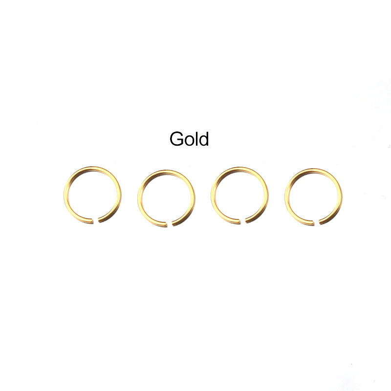 Conjuntos de venta 4pcs Snug Rook Daith Tragus Lobe Helix Piercing - Bisutería - foto 6