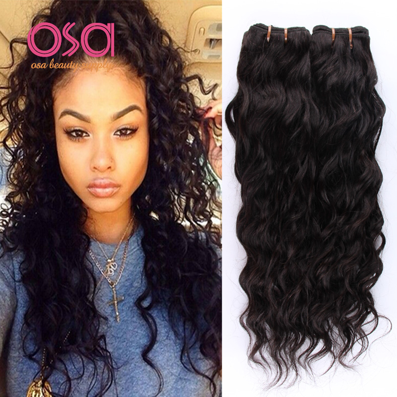 Osa raw indian virgin hair indian water wave hair 3 bundles ocean osa raw indian virgin hair indian water wave hair 3 bundles ocean wave wet and wavy human hair weave bundles vip beauty company in hair weaves from hair pmusecretfo Image collections