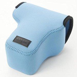 Image 3 - Di động Mềm Chống Thấm Nước Bên Trong Camera Lưng Bao Da Thiết kế cho Máy Ảnh Panasonic Lumix DMC G80 DMC G85 G80 G81 G85 với 12 60mm CHỈ