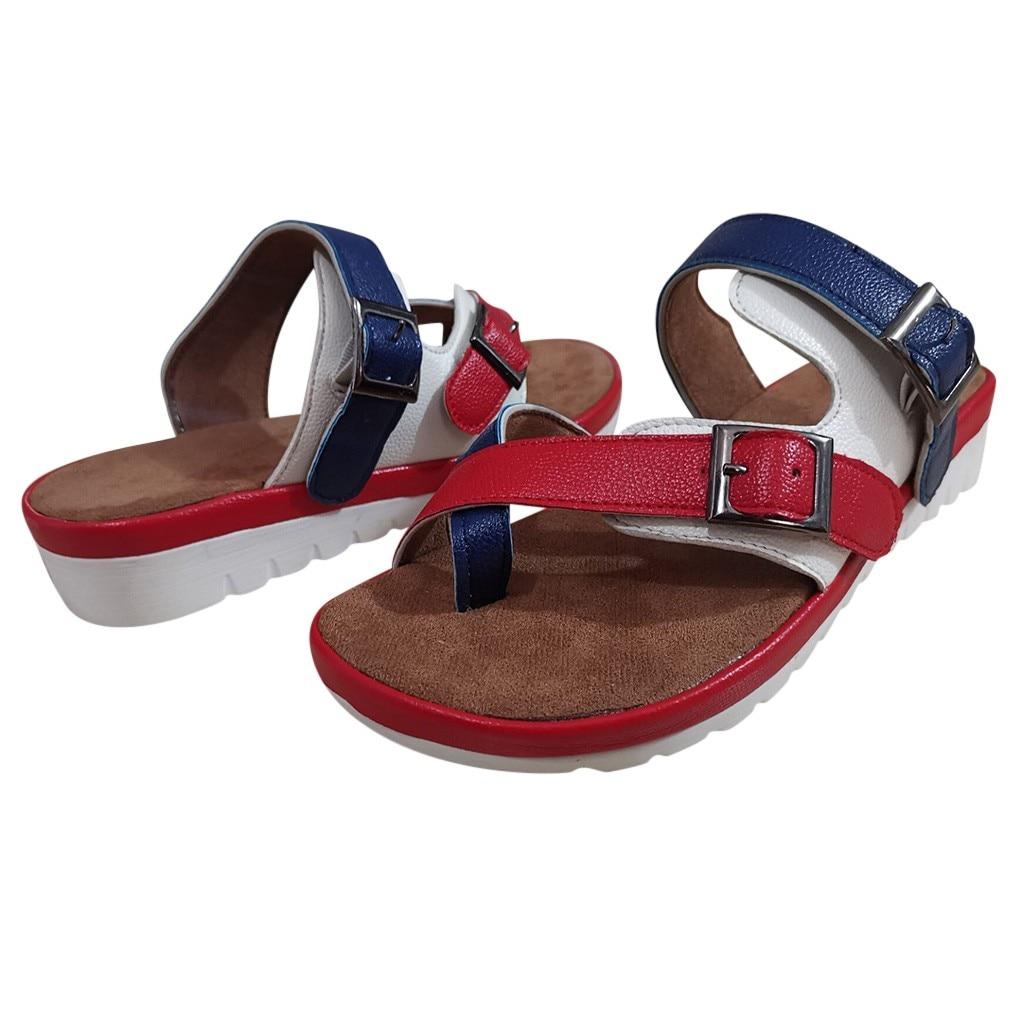 Jaycosin shoes Women Comfy Slippers  Platform Sandals Shoes Summer Travel Shoes Fashion Beach SandalsJaycosin shoes Women Comfy Slippers  Platform Sandals Shoes Summer Travel Shoes Fashion Beach Sandals