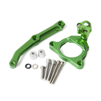 Steering Damper Bracket Mounting Holder Kit For Kawasaki Z800 Z 800 2013 2014 2015 2016 Motorcycle Accessories Parts Support