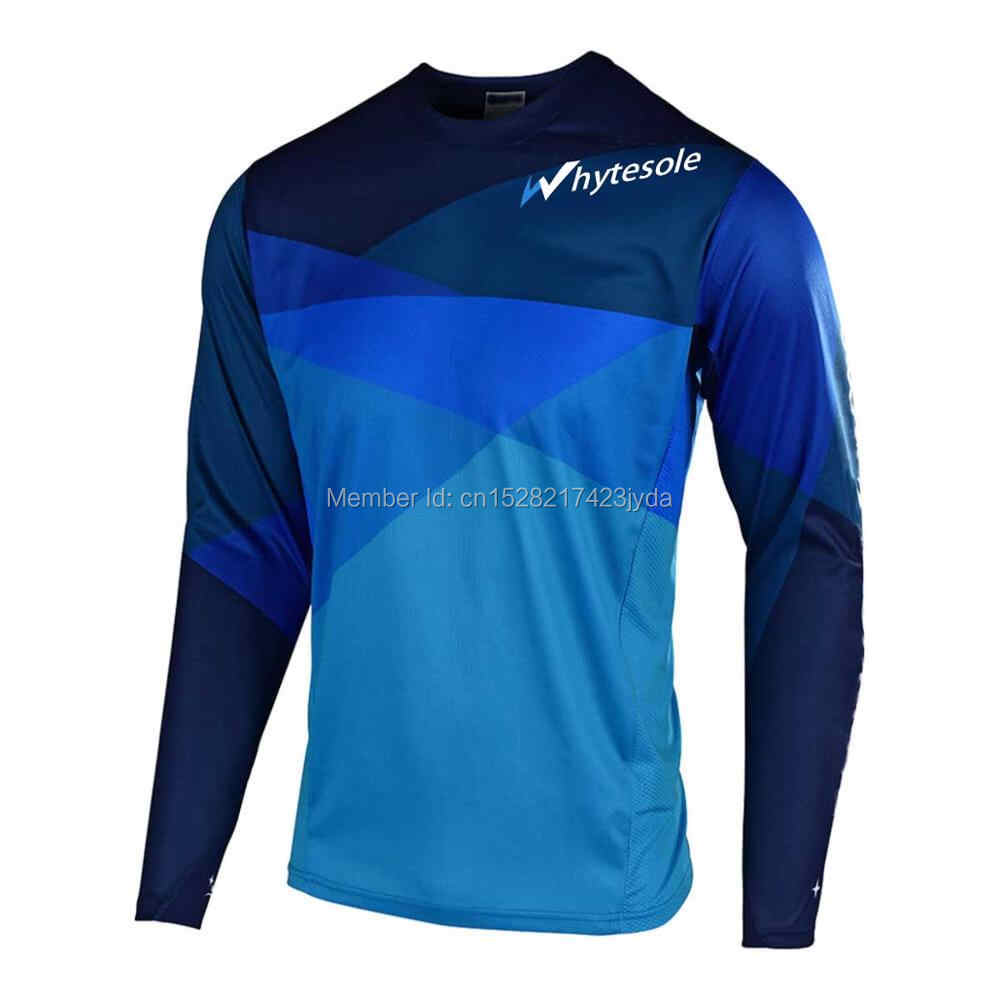 Top wielertrui moto moto cross jersey mtb jersey mx maillot ciclismo hombre dh downhill jersey off road Mountain spexcel