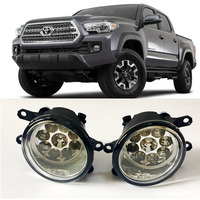 Car Styling For Toyota Tacoma 2016 2017 9 Pieces Leds Chips LED Fog Head Lamp H11
