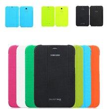2014 para Samsung Galaxy Note N5100 N5110 8.0 Portada Del LIBRO Ultra Delgado de Negocios Delgada inteligente pu Caso de Cuero Del Soporte plegable