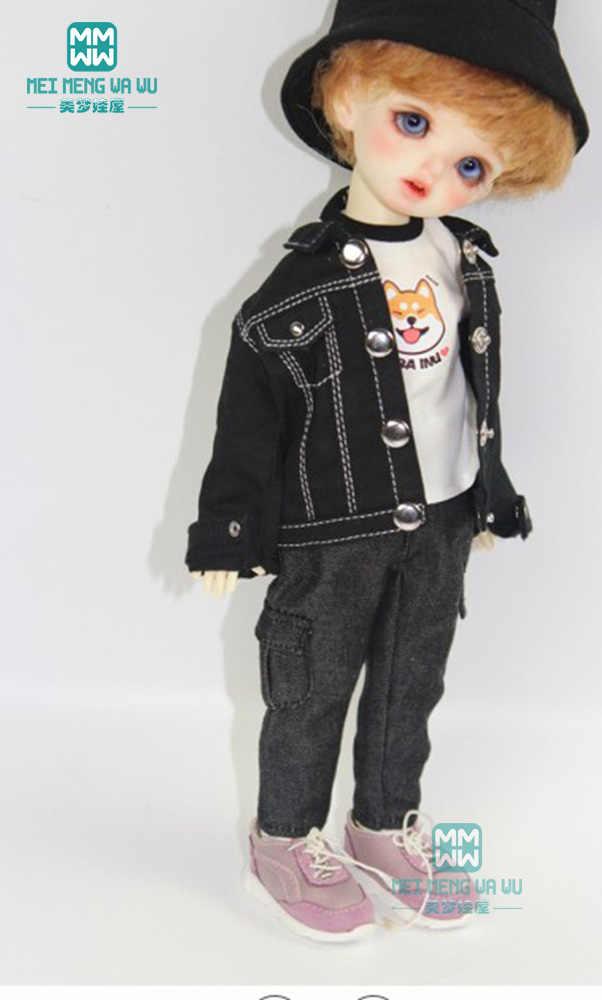 BJD בובת בגדי מתאים 27 cm-30 cm 1/6 bjd בובת אופנה מזדמן תלבושת חולצה מזדמן מכנסיים
