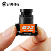 Eachine 1000TVL 1/3 CCD 110 Degrés 2.8mm Objectif Mini FPV Caméra NTSC PAL Commutable Pour FPV Caméra Drone