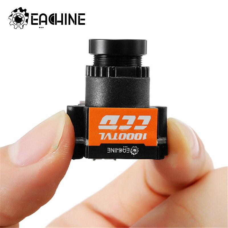Eachine 1000TVL 1/3 CCD 110 grado 2,8mm lente Mini FPV Cámara NTSC amigo conmutable para FPV Drone con cámara