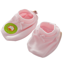 JJLKIDS NWT Infant Baby Newborn Girls Boys Shoes Foot Gloves For 0 6 Months First Walkers