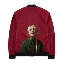 Lil Peep men coats hip hop mens jackets drop shipping windbr