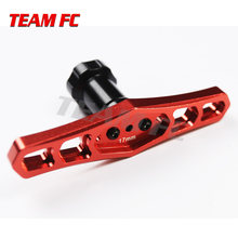 RC Car Top Quality Hot Sale Red Metal 17mm Wheel Hex Nuts Sleeve Wrench Team Tool for 1/8, 1/10 HSP/HPI S37(China)