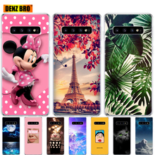For Samsung Galaxy S10 Case S10Plus Silicone soft TPU Cover Phone E On Plus G975F S 10 SM-G973F coque
