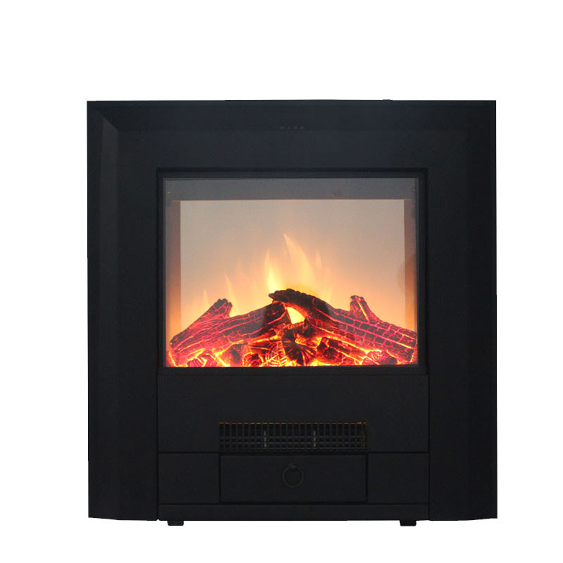 Electric Fireplace Heater Built In Type Fireplace