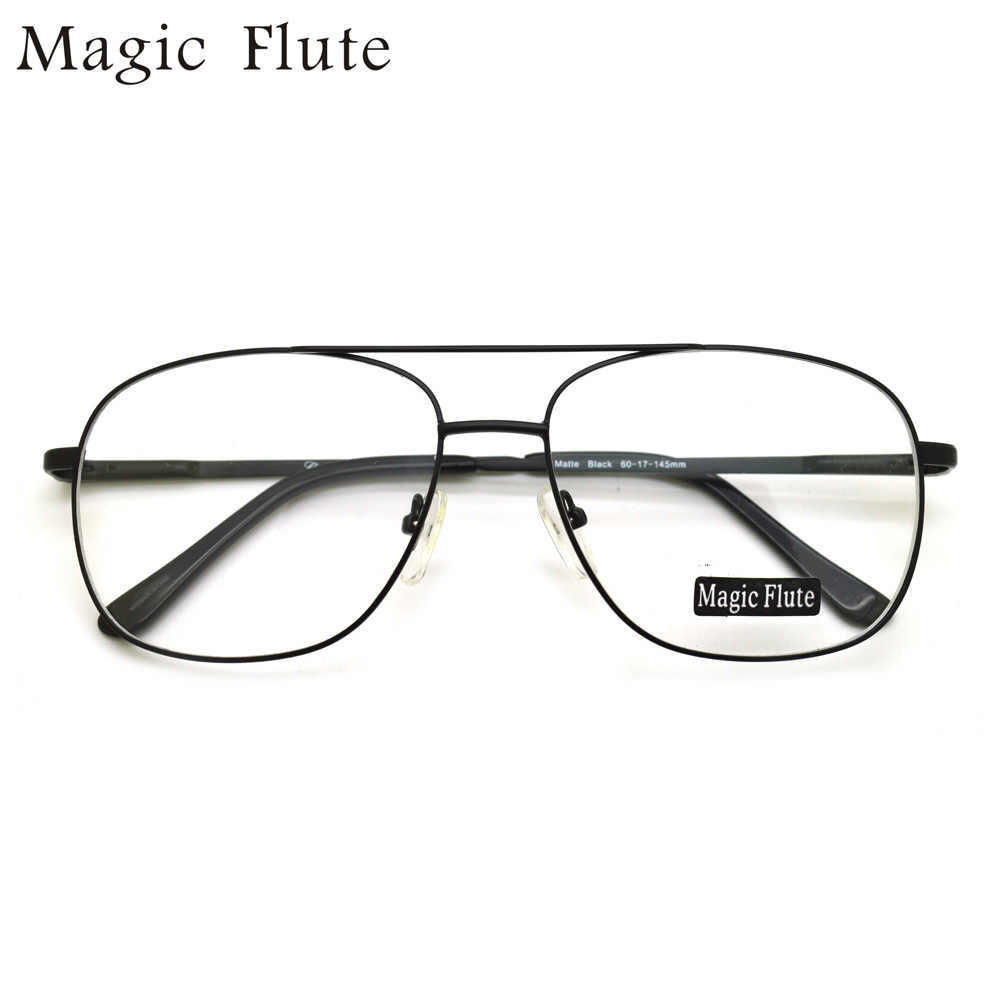d47b7b56c4a 2017 New Arrival big shape optical frames with flex eyeglasses Full frame  for Men fashion prescription