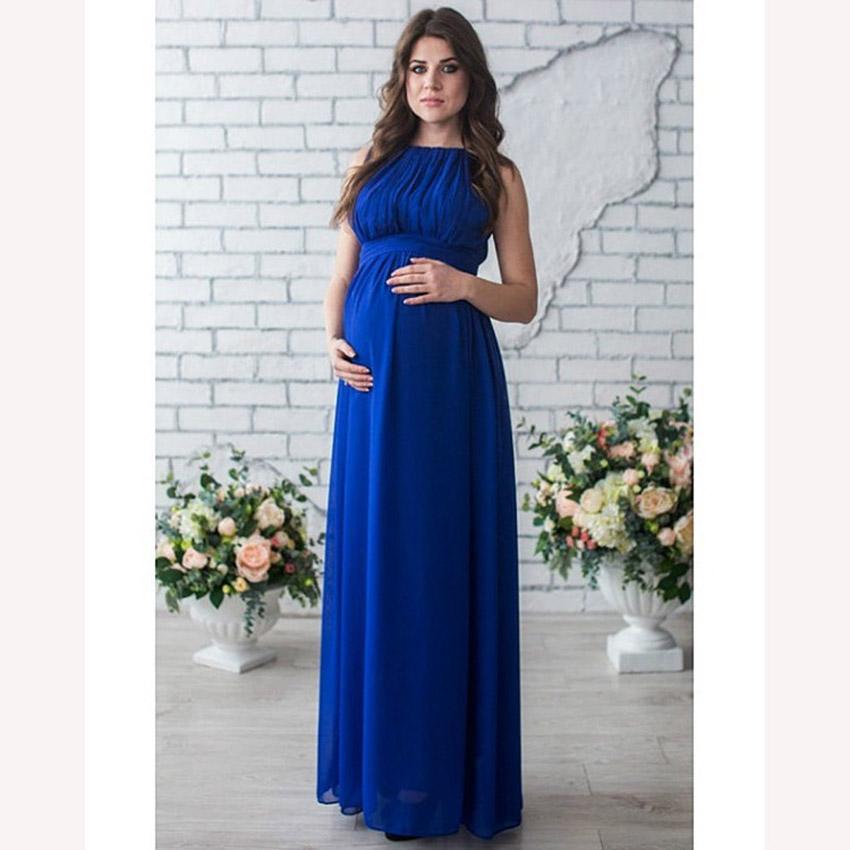 1959 35 De Descuento2017 Moda De Verano Ropa De Maternidad Vestidos Elegantes Estilo De Embarazo Vestido Completo Formal Ropa De Fotografía Para