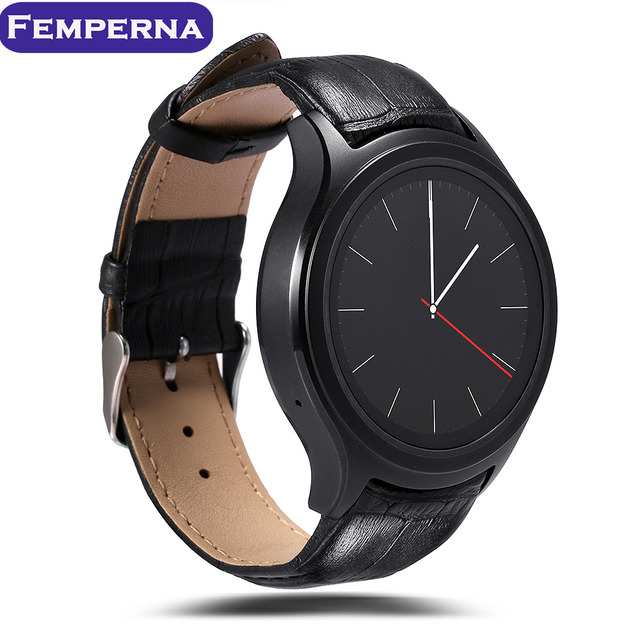 2016 no. 1 d5 sincronização smart watch ips mtk6572 bluetooth wi-fi GPS Pedômetro Monitor Cardíaco 512 MB RAM 4 GB Smartwatch Para Android iOS