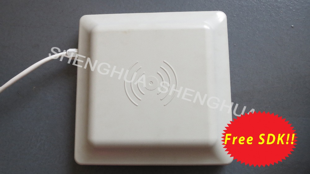 New Design Waterproof Wiegand Smart Card chip ID Proximity UHF RFID reader with full SDK