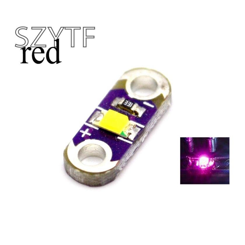 LilyPad LED Red Light