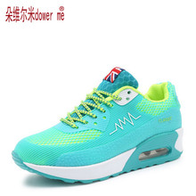 8 Colors Women Casual Shoes Colored Drawing Breathable Walking Shoes Air Cushion Shoes Zapatillas Deportivas Mujer 956