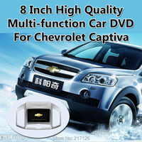 2015 New High Quality 8 inch Android Bluetooth Car DVD GPS for CHEVROLET CAPTIVA with GPS Navigation Radio Free Map Card