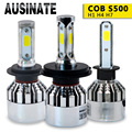H7 Bulb H1 H3 H7 H4 HB4 H8 H9 HB3 9006 9005 881 LED Fog Lights 72W 8000LM 6500K Light Bulbs For Cars