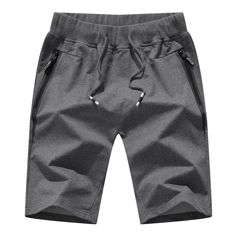 Shorts men Summer Cotton Shorts Men Fashion Boardshorts Breathable Male Casual Shorts Mens Short Bermuda Beach Short Pants Hot 9 17