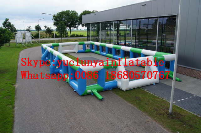 2016 new Factory direct Inflatable games,Inflatable football, inflatable football KYG-80
