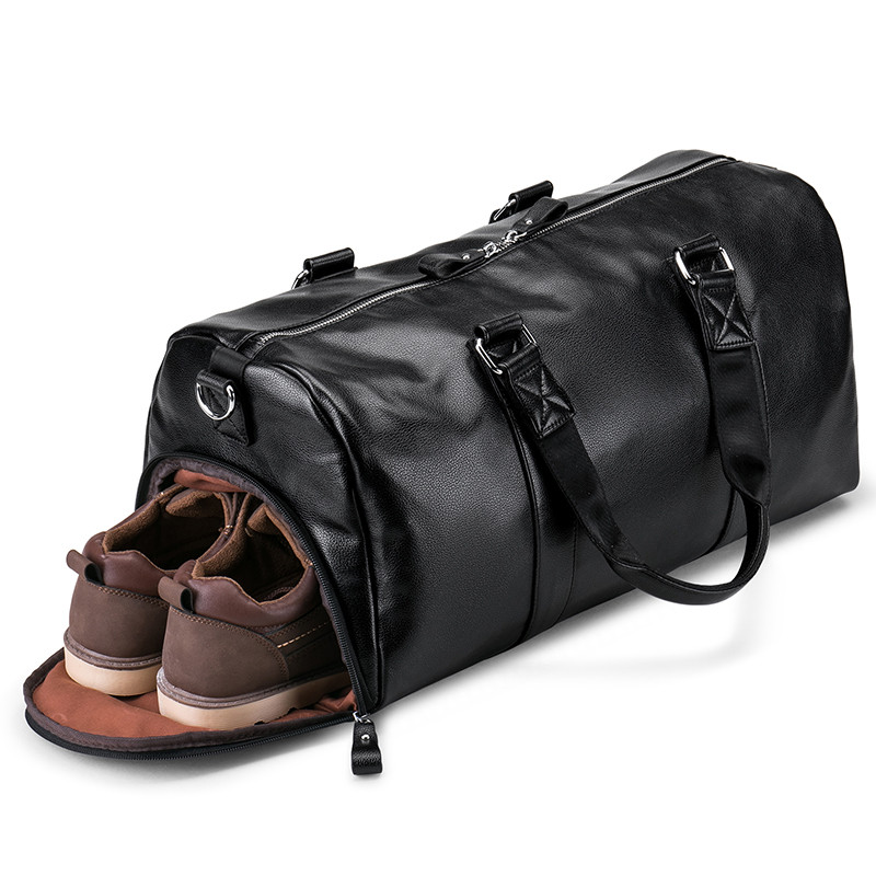 LIELANG-Men-s-Black-handbag-Travel-Bag-Waterproof-Leather-Large-Capacity-Travel-Duffle-Multifunction-Tote-Casual (1)