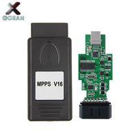 Profissional mpps v16 ecu chip tuning mpps v16.1.02 inkl checksum pode flasher remapper para edc15 edc16 edc17 a + + qualidade