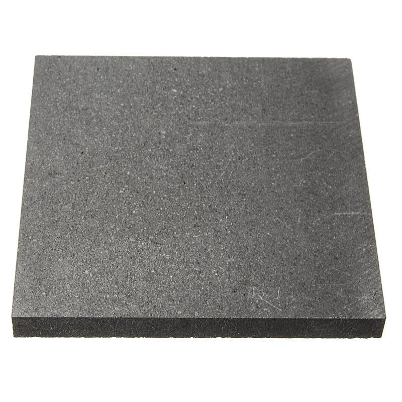 100*100*10mm Hohe Reinheit Graphit Block Elektrode Rechteck Platte Blank Blatt Förderung Preis