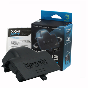 Image 1 - Адаптер Brook для X One для Xbox One / ELITE для PS4 Для Nintendo Switch Remap Turbo, беспроводной конвертер, перезаряжаемая батарея