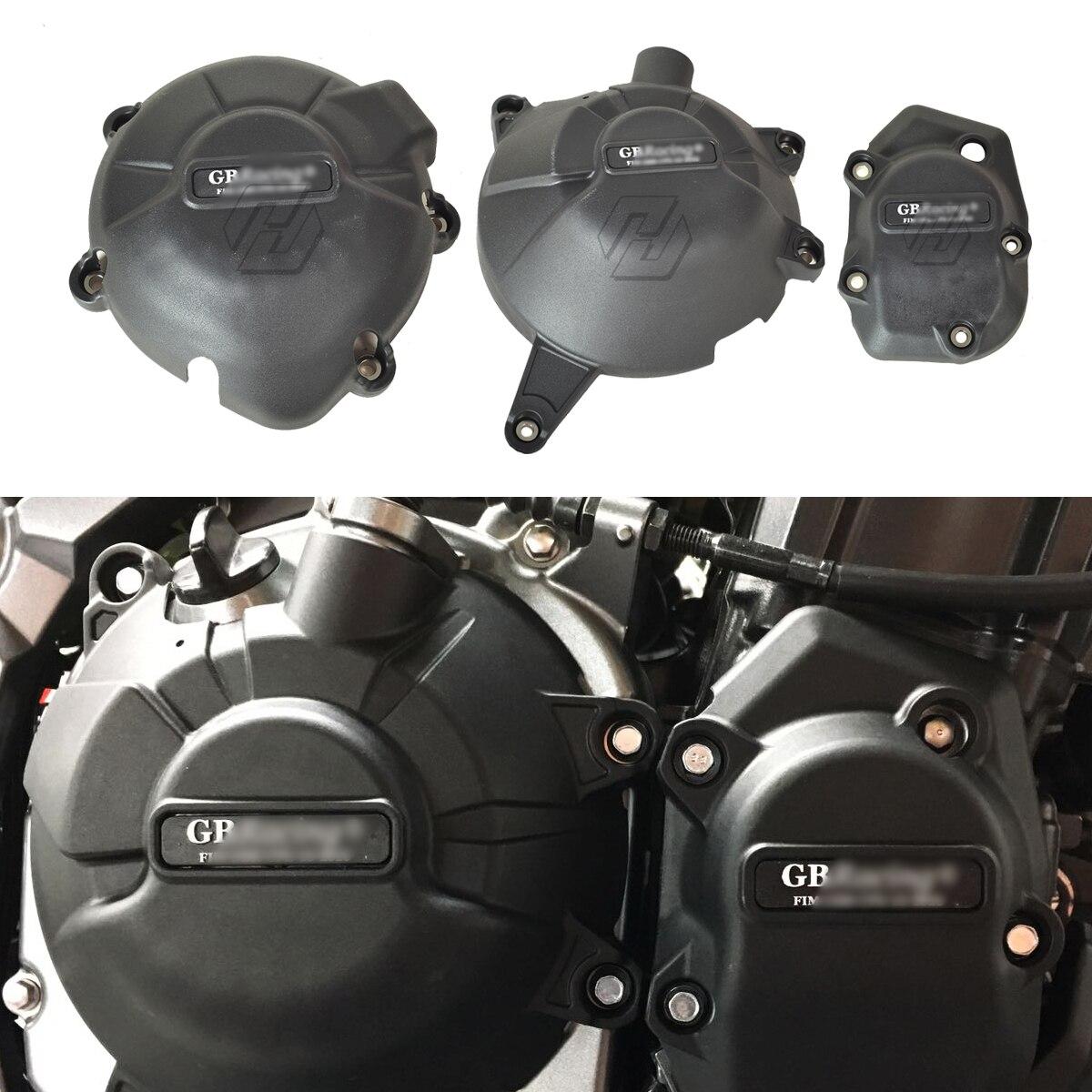 Moto moteur Protection pompe à eau Kit housse pour GB Racing pour Kawasaki NINJA Z900 2017 2018