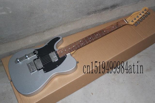 guitare gaucher p90