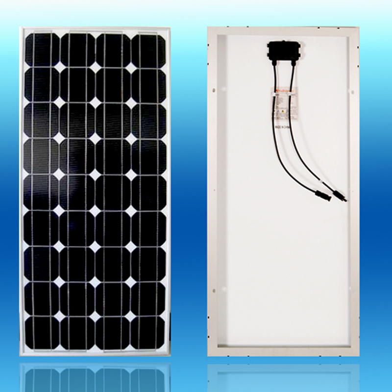 10 Pcs/Lot New China Whosale Solar Panel 1000W Mono Placas Solares100W Solar Energy Plate For Home Off Solar Energy System doc johnson kink solid anal balls черная анальная цепочка из 4 шариков