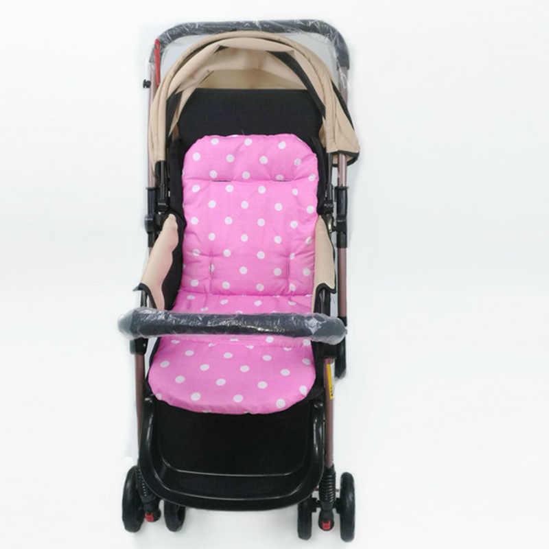 ALWAYSME เด็กทารกหนารถเข็นเด็กเบาะที่นั่งเบาะรองนั่งเก้าอี้ให้อาหารเบาะรองนั่ง Highchair เบาะ Pad Mat