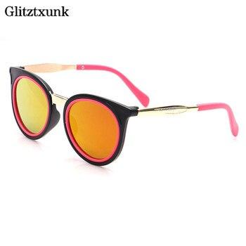 Glitztxunk Fashion glasses Kids Sunglass...