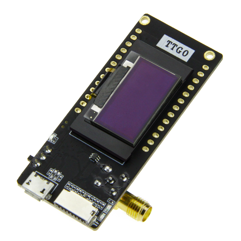 Bluetooth WIFI Module SMA ESP32 LoRa32 V2 1 1 6 Version 433 868 915MHZ LoRa ESP 32 OLED 0 96 Inch SD Card in Circuits from Consumer Electronics