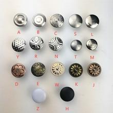 Различные стильные ручки из нержавеющей стали для дверных ящиков, шкафов, Потяните ручки, мебельная фурнитура