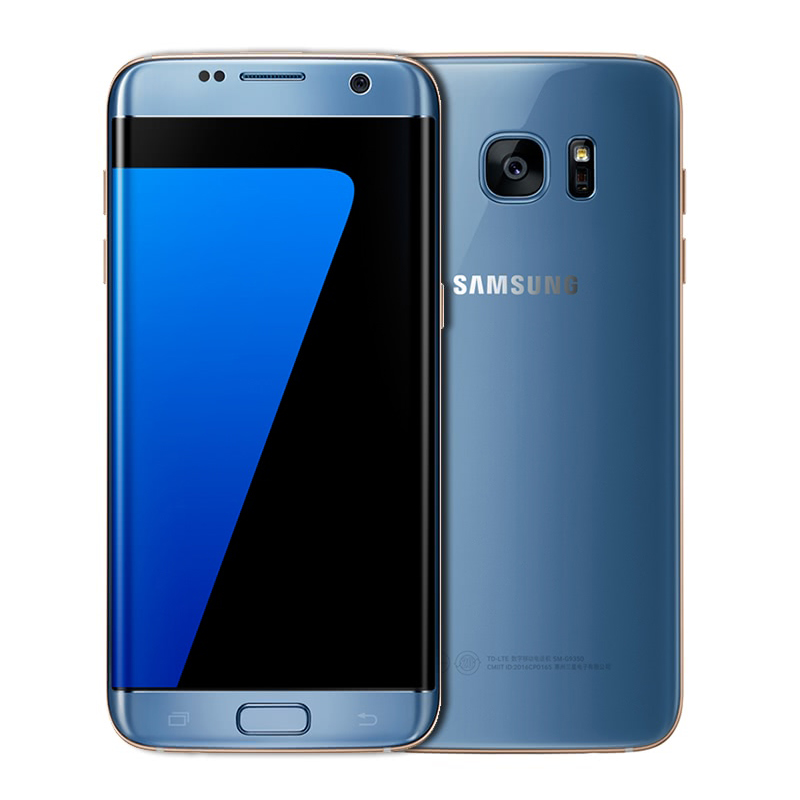 Image 2 - Original Unlocked Samsung Galaxy S7 edge G935F/G935V mobile phone 4GB RAM 32G ROM Quad Core NFC WIFI GPS 5.5'' 12MP LTE-in Cellphones from Cellphones & Telecommunications