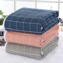 Children Baby Blankets Newborn Muslin 100% Cotton Swaddle Blanket for Newborns Kids Summer Wrap 180*200cm