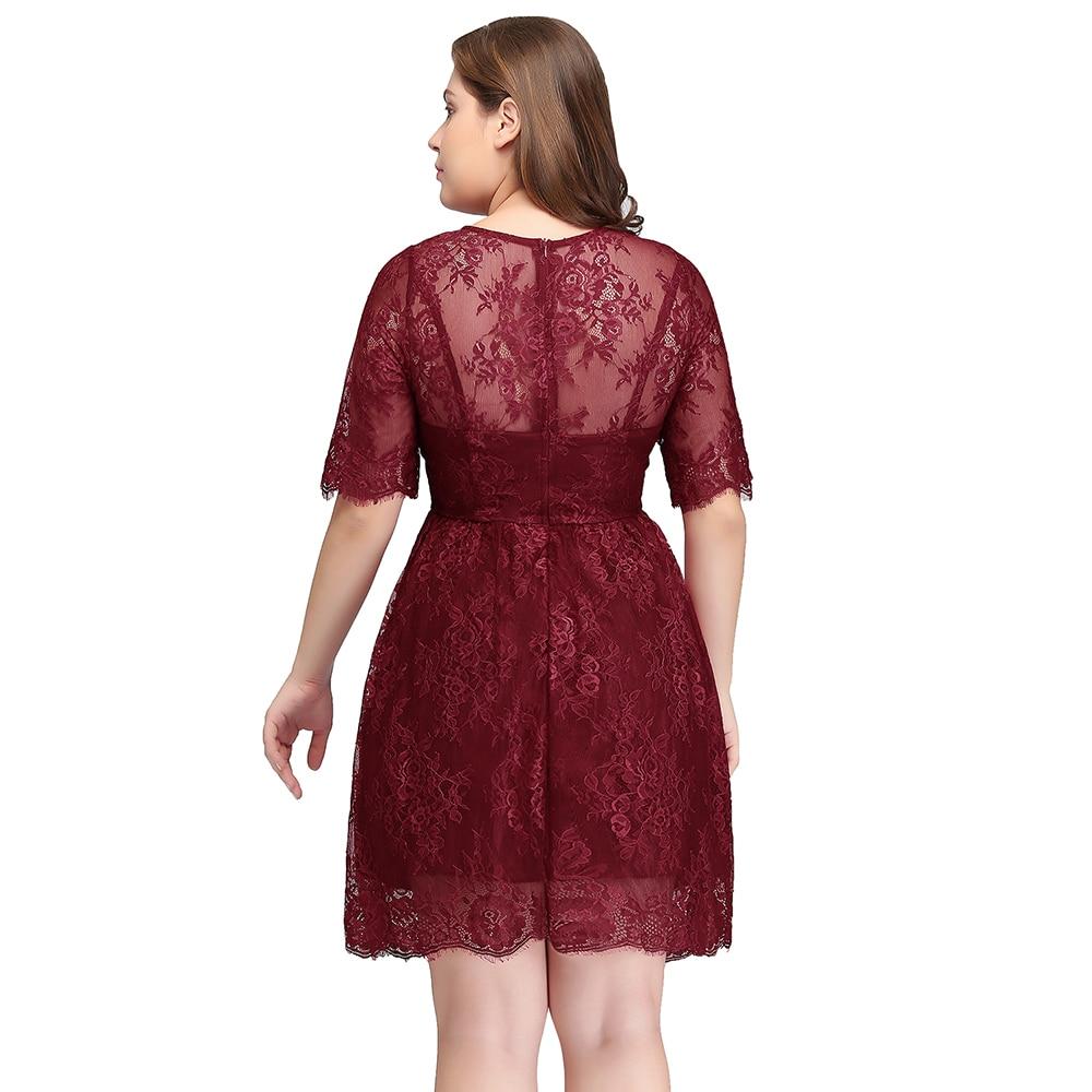 Junior Plus Size Homecoming Dresses Under 50 – DACC