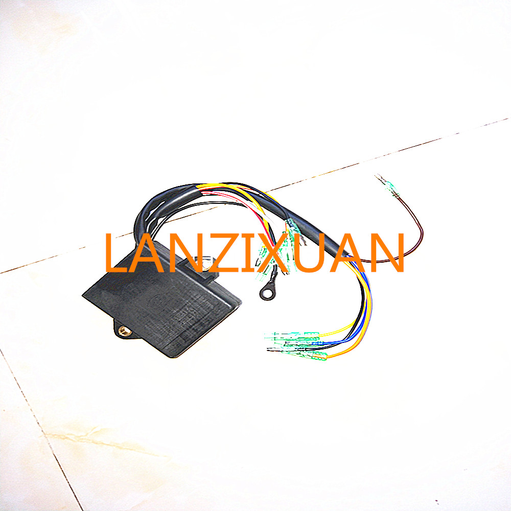 hight resolution of free shipping igniter for hyfong hidea yamabisi and yamaha 4 stoke 9 9 hp 15 hp outboard