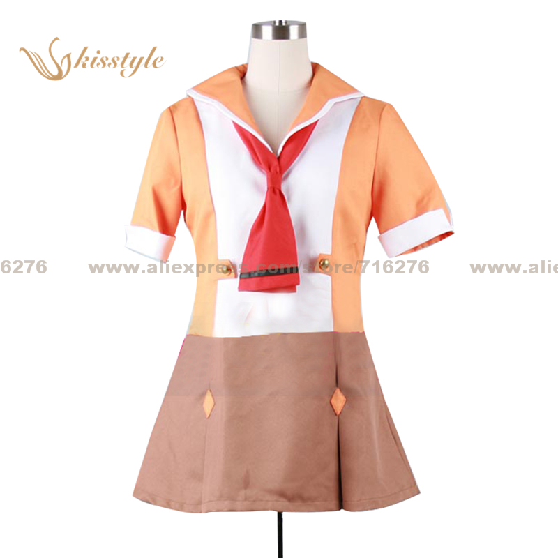 Responsible Kisstyle Fashion The Super Dimension Fortress Macross Ranka Lee Uniform Cos Clothing Cosplay Costume,customized Accepted Sturdy Construction Home